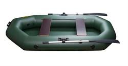 Лодка ПВХ ИНЗЕР 2 (2400\310) Передвижные сидения - фото 11487