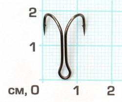 Двойник Скорпион 11041 №6 BN короткое цевье 1штука - фото 14578