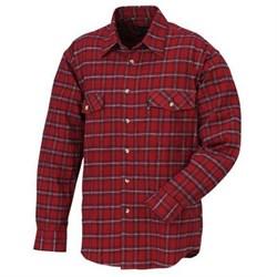 Рубашка Pinewood Эдинбург цвет красный р.XXL - фото 9101