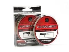 Плетеный шнур Forsage Tournament 4 Braid Hard type 150 m light Green # 0.5
