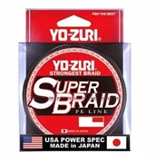 Плетеный шнур Yo-Zury Superbraid 8 150m 20Lb №1 R1280-S