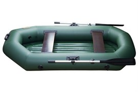 Лодка ПВХ ИНЗЕР 2 (2600\350) Надувное дно