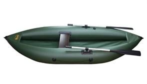 Лодка ПВХ ИНЗЕР Каноэ весла