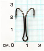 Двойник Скорпион 11041 №2 BN короткое цевье 1штука