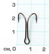 Двойник Скорпион 11041 №4 BN короткое цевье 1штука