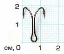 Двойник Скорпион 11041 №6 BN короткое цевье 1штука