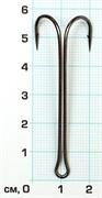 Двойник Скорпион 11043 №2/0 BN супердлинное цевье 1штука