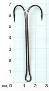 Двойник Скорпион 11043 №4/0 BN супердлинное цевье 1штука