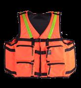 Жилет спасательный SibMarine  Рыбак 100-120