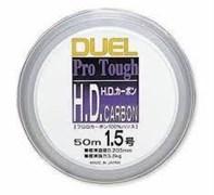 Флюорокарбон Duel H.D.CARBON 50m #1.25 2.6Kg (0.19mm)