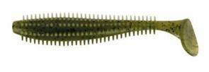 Мягкая приманка Fox Rage Spikey Shad 12cm Green Pumpkin NSL534 (упак. 5шт)