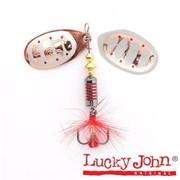 Блесна Lucky John BONNIE BLADE 02 04.3г 007 LJBB02-007