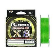 Плетеный шнур YGK G-soul X8 UPGRADE 150m  №1,0  22 lb