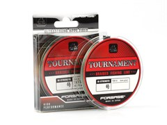 Плетеный шнур Forsage Tournament 4 Braid 150 m Dark Green # 1.2