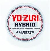Леска DUEL Yo-Zuri R514CL HYBRID 252m 8lbs (0.283mm)