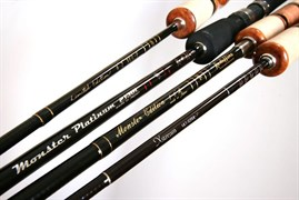 Спиннинг Fox Rage Warrior Spin 240cm 10-30g 2pc NRD160
